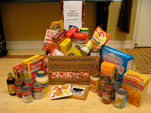 Marin Food Bank Drive